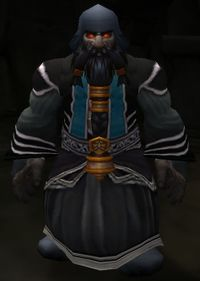 Image of Dark Keeper Uggel Hammerhand