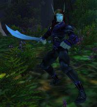 Image of Dark Strand Assassin