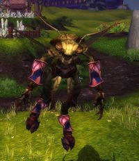Image of Ik'thik Wing Commander