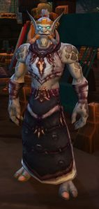 Image of Zandalari Noble