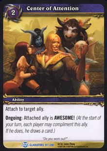 Center of Attention TCG Card.jpg