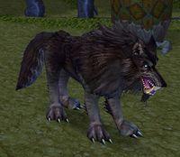 Image of Dark Worg