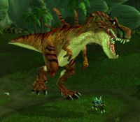 Image of Devilsaur Queen