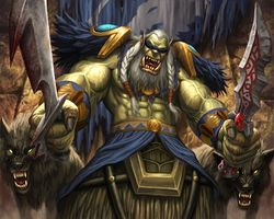Frostwolf clan - Wowpedia - Your wiki guide to the World of