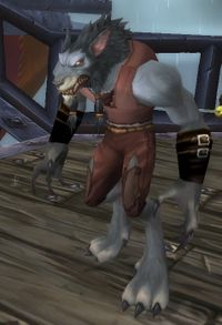 Image of Worgen Warrior