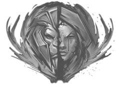 Anduin vs Sylvanas mask.jpg