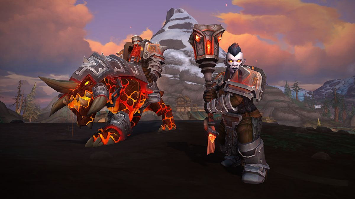 Dark Iron Dwarf Playable Wowpedia Your Wiki Guide To The World