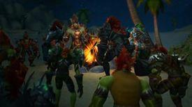 War against the Zandalari