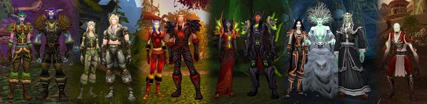 Elf - Wowpedia - Your wiki guide to the World of Warcraft