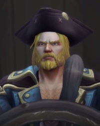 Image of Tandred Proudmoore