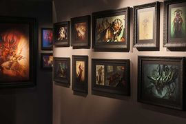 Blizzard Museum - Diablo III Launch5.jpg