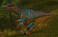 Imagen de Raptor colazote