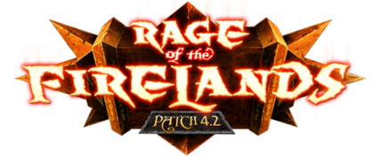 Rage of the Firelands logo