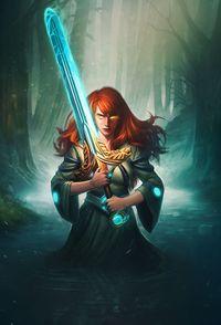 Image of Maiden of Ashwood Lake