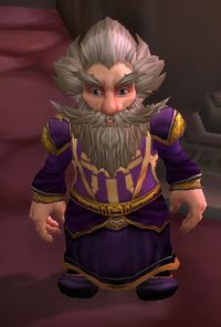 Image of Arcanist Alec