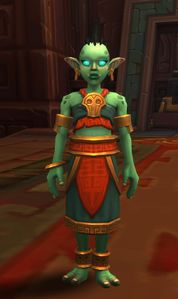 Image of Casteless Zandalari