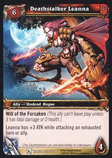 Deathstalker Leanna TCG Card.jpg