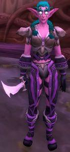 Image of Sentinel Kyra Starsong