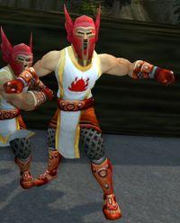 Image of Scarlet Fleet Defender