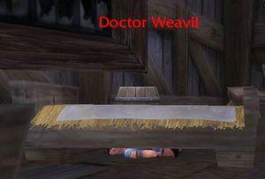 Doctor Weavil underbed.jpg