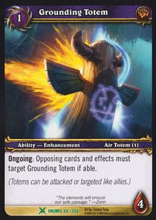 Grounding Totem TCG Card.jpg