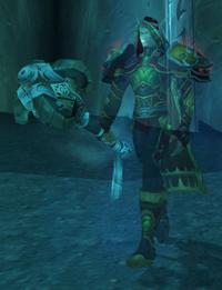 Image of Fallen Hero's Spirit