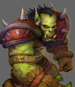 Orc (playable) - Wowpedia - Your wiki guide to the World of