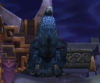 Image of Dark-Eye Raven