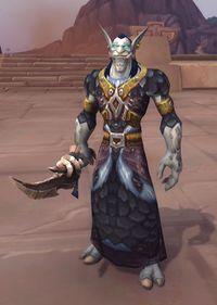 Image of Grozztok the Blackheart