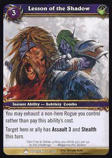 Lesson of the Shadow TCG Card.jpg