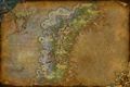 Map of Darkshore - Battle for Azeroth (Horde)