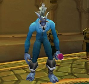 Blue Dinner Suit Wowpedia Your Wiki Guide To The World Of Warcraft