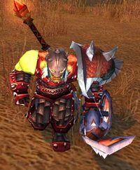 Image of Kor'kron Outrider