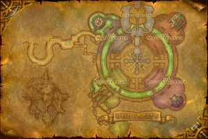 The Scepter of the Shifting Sands quest chain - Wowpedia