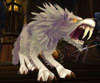 Image of Bloodthirsty Tundra Wolf