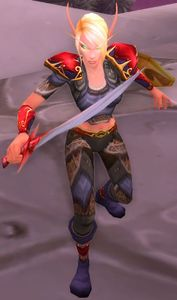 Image of Firewing Defender