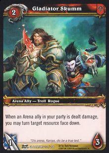 Gladiator Skumm TCG Card.jpg