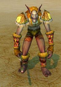 Image of Sandfury Firecaller