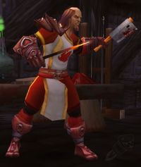 Image of Scarlet Inquisitor