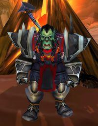 Image of Blood Guard Torek