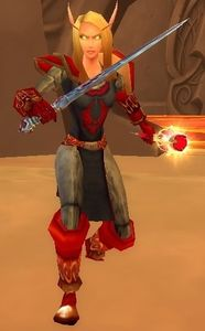 Image of Champion Swiftblade