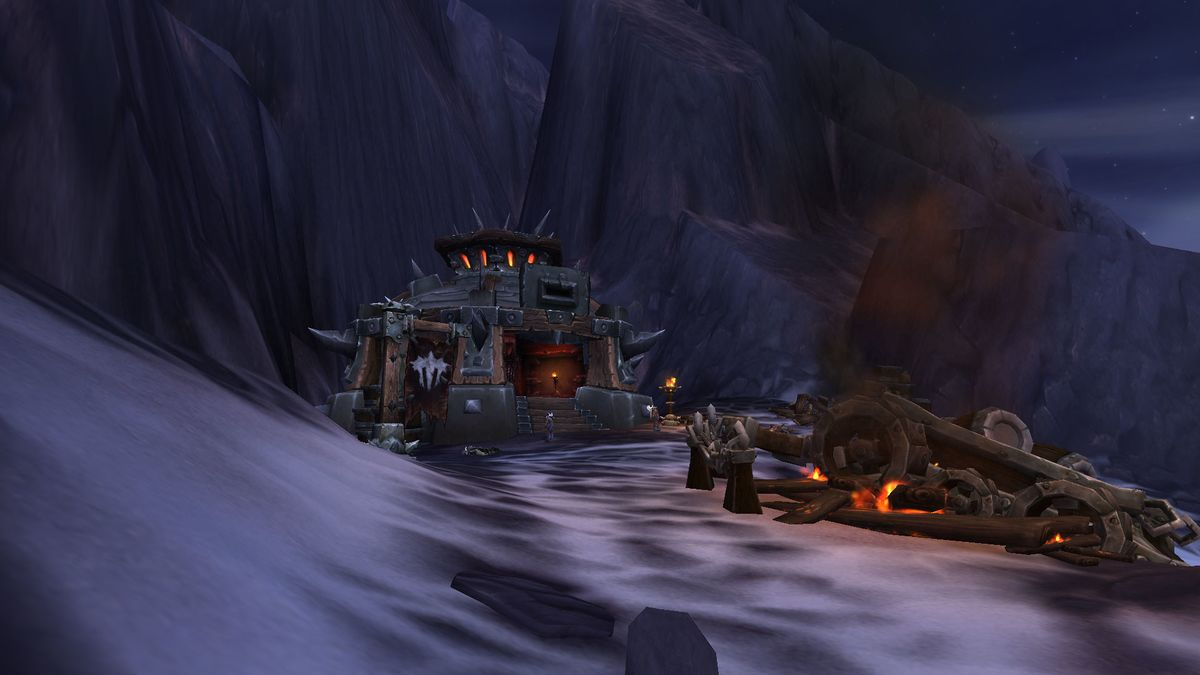 Iron Waystation Wowpedia Your Wiki Guide To The World Of Warcraft