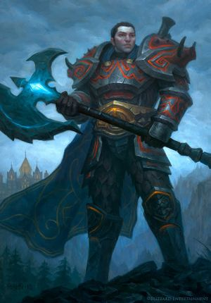 Warrior Races Wowpedia Your Wiki Guide To The World Of Warcraft