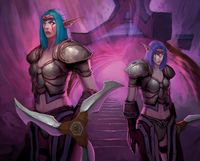 Image of Darnassus Sentinels