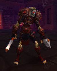 Doctor Theolen Krastinov - Wowpedia - Your wiki guide to the