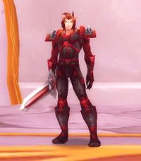 Image of Firewing Bloodwarder