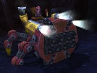 Image of Stormshield Rock Cutter