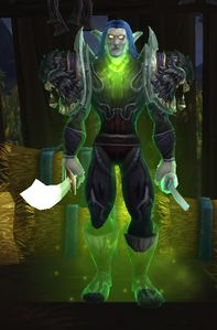 Image of Tael'thos the Cutter