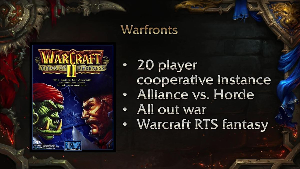 Warfront - Wowpedia - Your wiki guide to the World of Warcraft