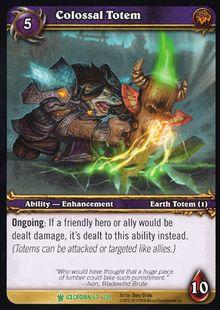 Colossal Totem TCG Card.jpg
